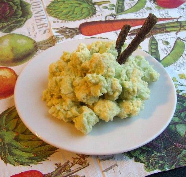 гарнир к мясу из цветной капусты